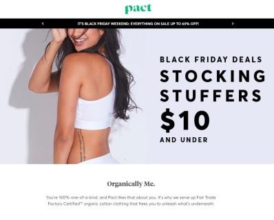 Pact Organic